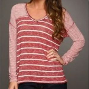 Free People Slouchy Knit Top